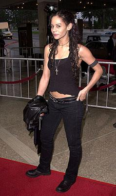 Persia White at the LA premiere of MGM's What's The Worst That Could Happen