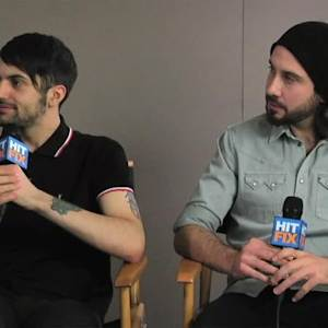 Mitch Grassi and Avi Kaplan of Pentatonix on choosing ideal cover songs