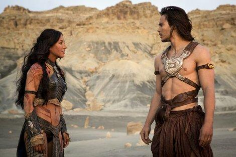 'John Carter': Edgar Rice Burroughs's Other Great Hero