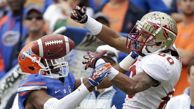 Florida CB Purifoy declares for NFL draft