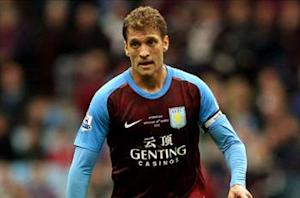Aston Villa captain Stiliyan Petrov retires from football