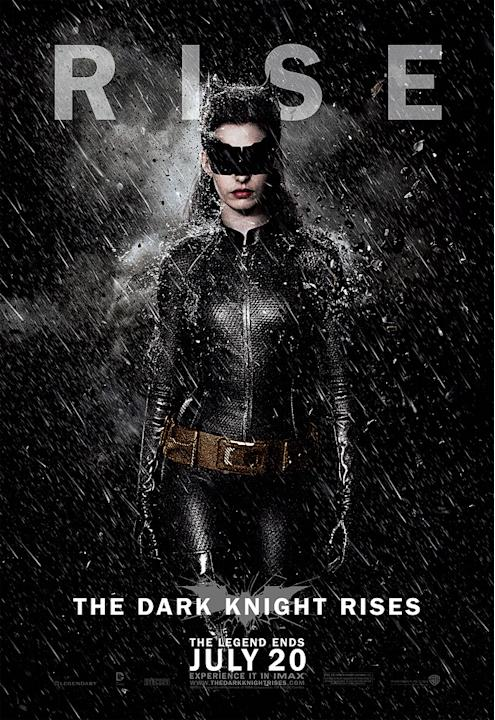 The Dark Knight Rises Stills