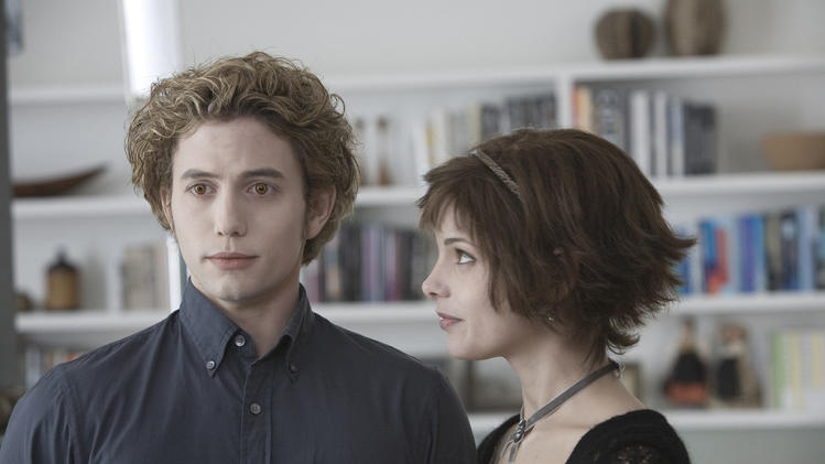 Twilight Production Photos 2008 Summit Entertainment Jackson Rathbone Ashley Greene