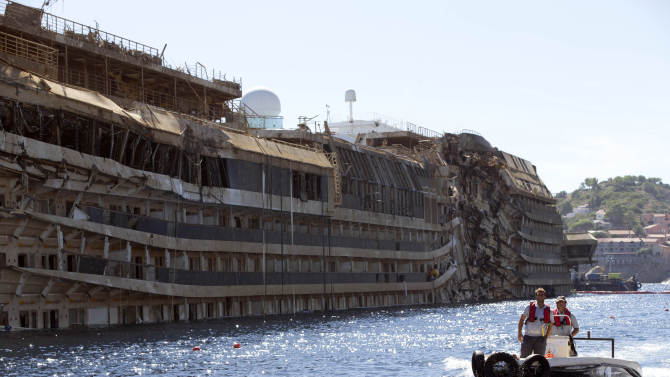 Dutch firm wins $30M contract to move Concordia