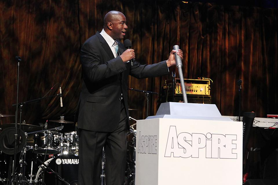Aspire: Magic Johnson's channel for black families