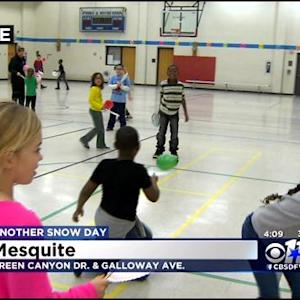 Mesquite Offers Options For Parents On Bad Weather Days