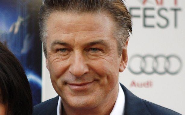 Alec Baldwin Isn't Going Anywhere