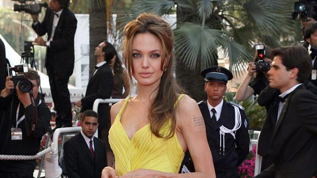 Angelina Jolie's 15 most memorable red carpet looks Cannes