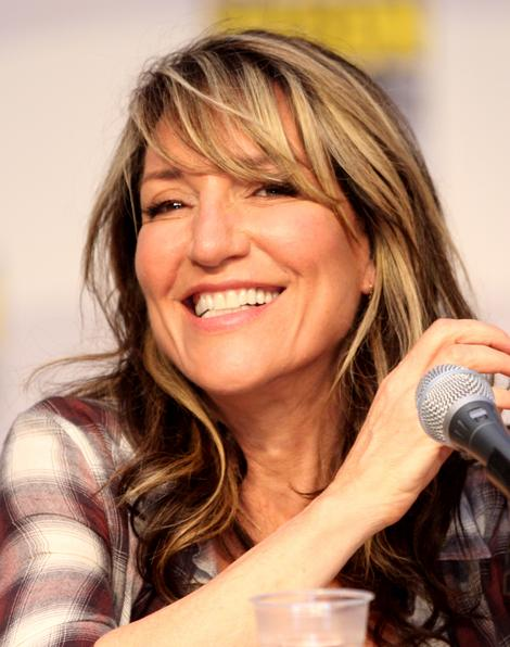 Katey Sagal just might possibly be the best actress to every appear on television.