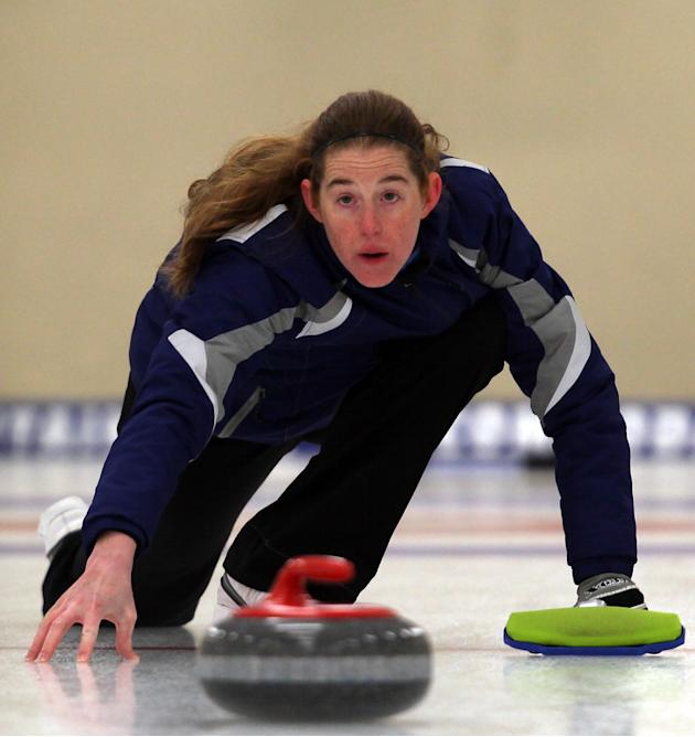 Winter Games NZ - Day 8: Curling