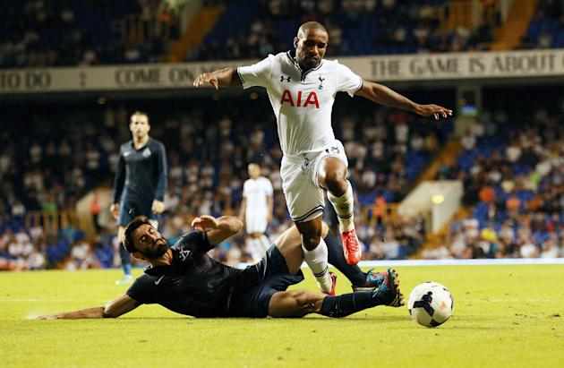 Soccer - UEFA Europa League Qualifying - Play Offs - Second Leg - Tottenham Hotspur v Dinamo Tbilisi - White Hart Lane