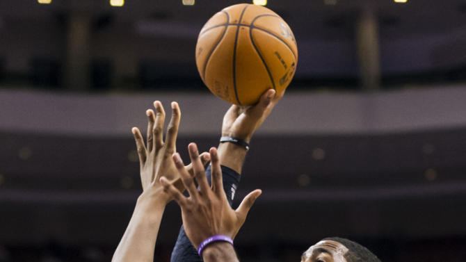 NBA: Sacramento Kings at Philadelphia 76ers
