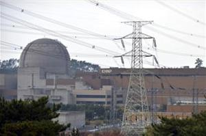Cracks found in South Korean nuclear reactor
