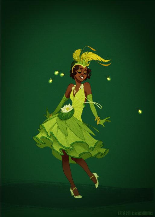 Tiana (The Princess and the Frog)