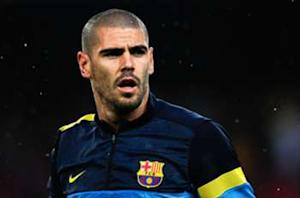 Valdes: Barcelona doesn't need a leader