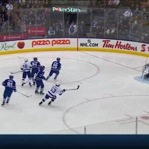 James Reimer Save on Ondrej Palat (02:09/3rd)