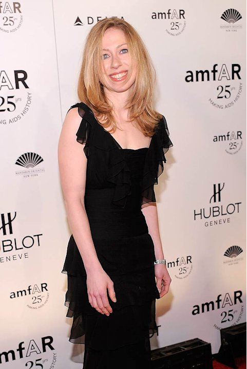 Chelsea Clinton amfAR