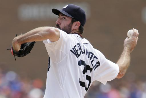 Verlander drops to 0-4 as Blue Jays beat Tigers 10-5