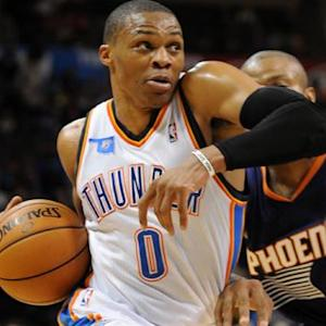 Westbrook scores 21 in return