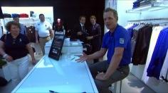 Luke Donald and the First Tee of Greater Chicago