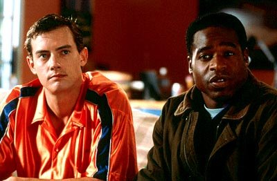 Jason London and Phill Lewis in Regent's Spent
