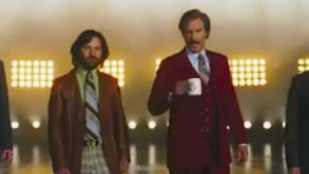 Give 'Anchorman 2' a Chance; Rogue Violinist Charms D.C.