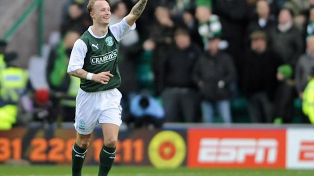 Leigh Griffiths has scored 14 goals this season