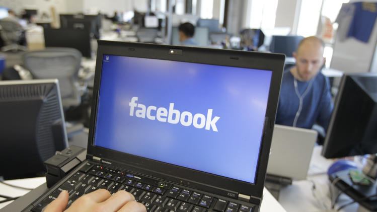 Facebook works to warn users about violent content