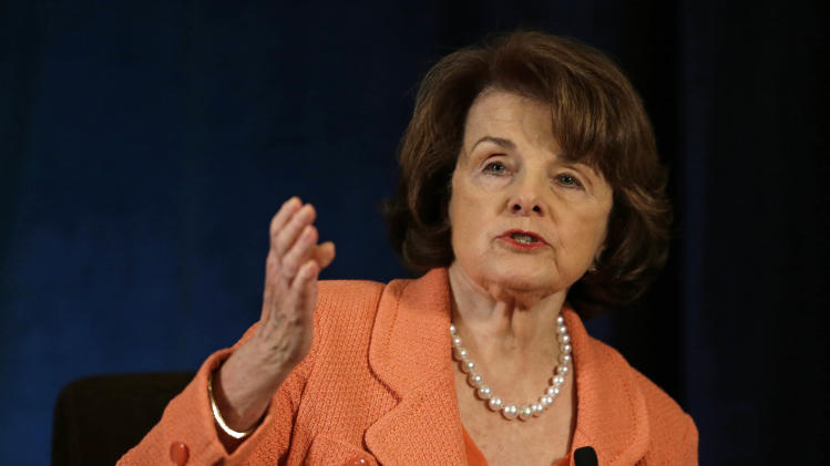 Feinstein: NRA intimidation weakens weapons reform
