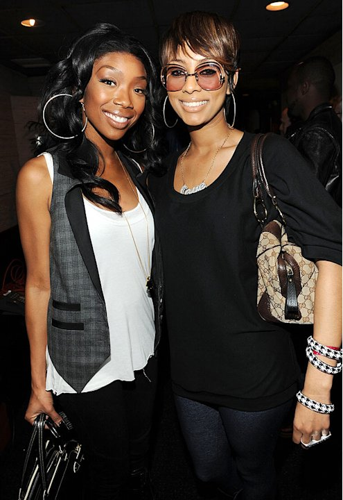 Brandy Hilson We Are The World