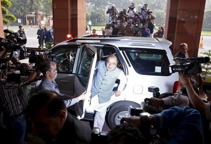 India unveils fire-fighting budget to placate voters, sustain growth