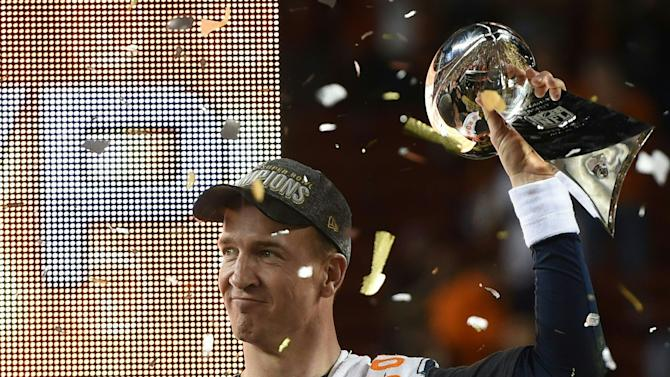 American Football - Broncos' Super Bowl win scores second-highest early TV ratings