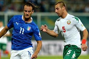 Italy 1-0 Bulgaria: Gilardino header edges tight Group B game