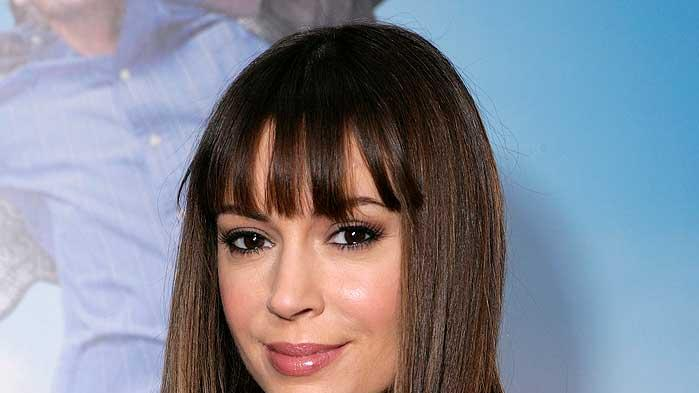 Yes Man LA Premiere 2008 Alyssa Milano