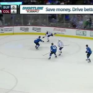 Semyon Varlamov Save on Matt Ellis (09:34/2nd)