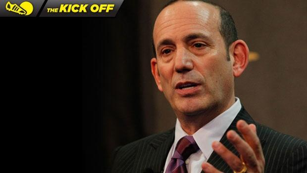 Kick Off: Don't expect Major League Soccer to stop at 20 teams, says MLS Commissioner Don Garber