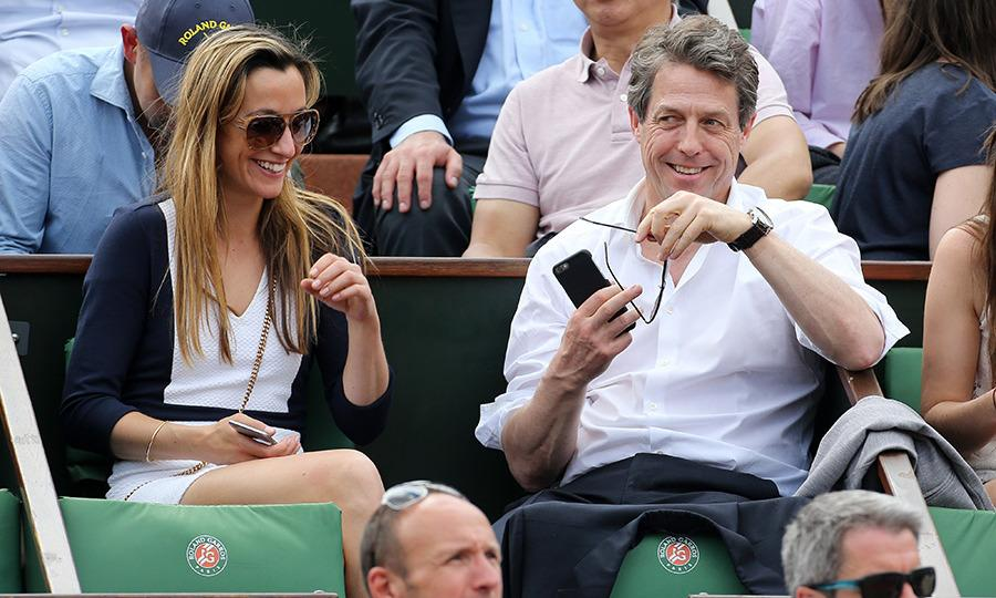 Hugh Grant to become a father for fourth time in four years