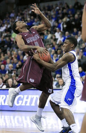 McDermott leads Creighton over Missouri State