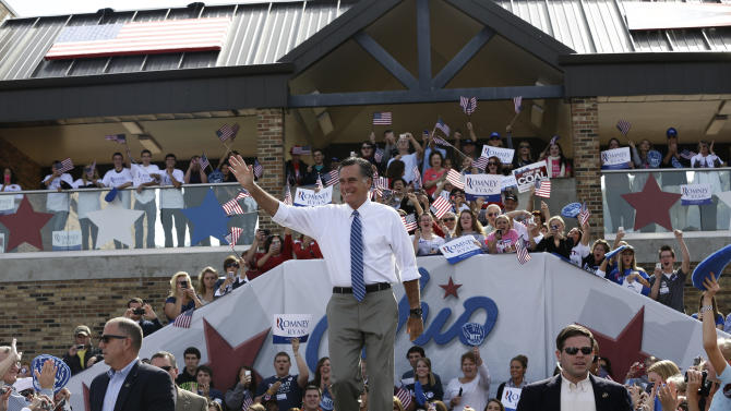 Romney faults Obama over inaction on China trade