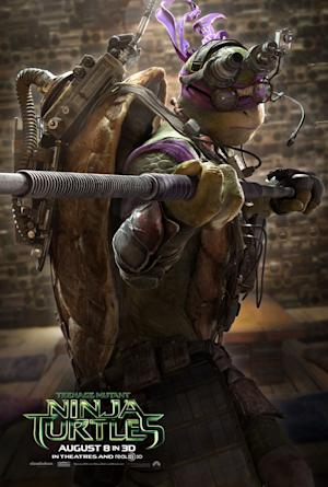 'Turtles' outmuscle Stallone, Schwarzenegger at box office