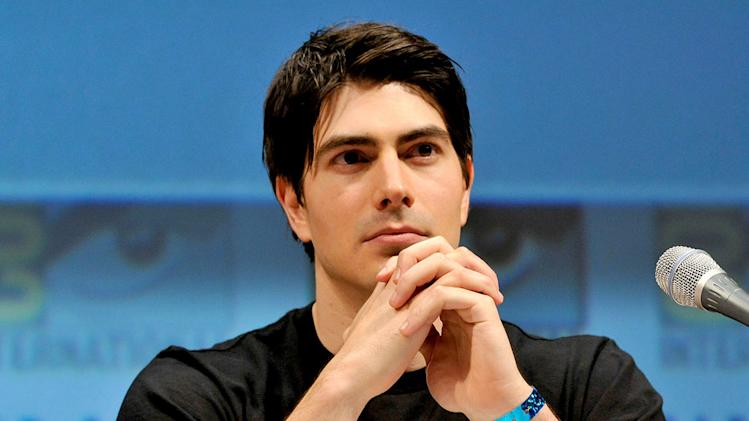 2010 Comic Con Panels Brandon Routh