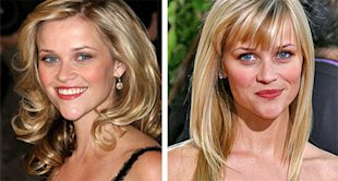 Reese Witherspoon haircuts