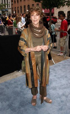 Eileen Atkins at the New York premiere of Focus Features' Evening