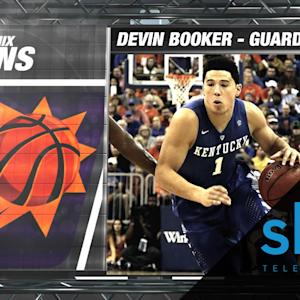 Suns Select Kentucky's Devin Booker | NBA Draft Hype Video