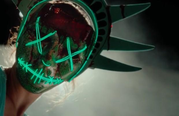 'The Purge: Election Year' Trailer — Right On Legalized Murder, Right On America