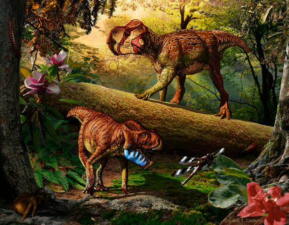 Dinosaur Boom Linked to Rise of Rocky Mountains