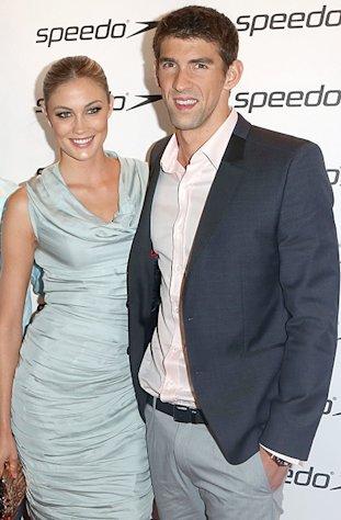 Michael Phelps Splits From Model Girlfriend Megan Rossee: Report
