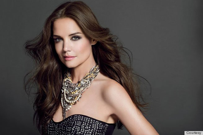 Katie Holmes For Bobbi Brown: First Look At The Beauty Campaign!