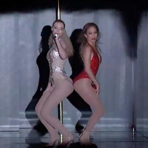 J.Lo Steals the Spotlight in AMA Performance