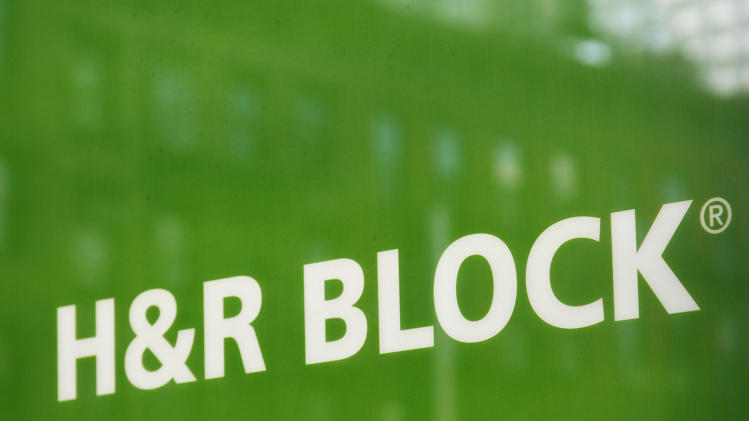 H&R Block 4Q income falls 11 pct as revenue dips
